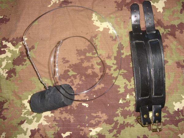 The Garrote Wire   For a Silent Kill
