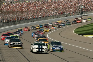 NASCAR Sprint Cup Series, Kansas City.